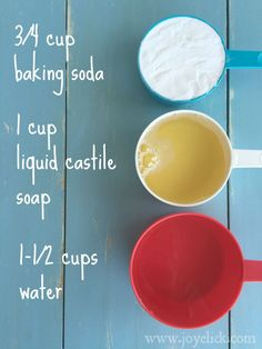 Easy DIY CREAMY SHAVING SOAP. (Wow! Only two ingredients plus water)!   Farm Girl Inspirations