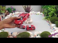 Kids' Toys | Car Crashing Video | Sport Car Toys for kids | Fire Truck T...