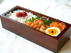 Lunch Box! Looks Yummy~