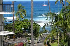 Kailua-Kona at the Kona Alii - vacation rental in Big Island, Hawaii. View more: #BigIslandHawaiiVacationRentals