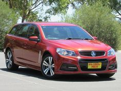 Used 2013 Holden Commodore VF Sportwagon Red 6 Speed Automatic Wagon - Adelaide Vehicle Centre Enfield, Enfield Holden Commodore, Luxury Suv, Cars For Sale, Centre, Bmw, Awesome, Vehicles, Cars For Sell, Car