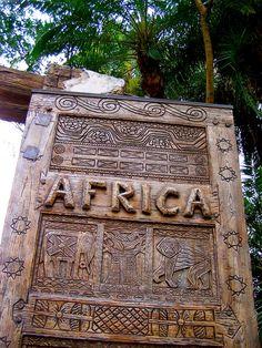 Africa - It's a Disney World - Animal Kingdom