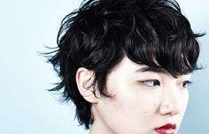 黒髪 ショート