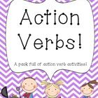 This item includes:   *Anchor Charts - What is a verb?, past tense verbs, present tense verbs, and future tense verbs *Verb or Not a Verb? - 48 sor...