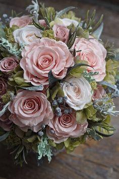 Romantic Flowers, Fake Flowers, Small Wedding Bouquets, Wedding Flowers, Flower Vases, Flower Pots, Frühling Wallpaper, Bouquet Wrap, Good Morning Flowers