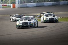 Bentley Continental GT3 on the podium at BEC Nurburgring - http://www.motrface.com/bentley-continental-gt3-on-the-podium-at-bec-nurburgring/