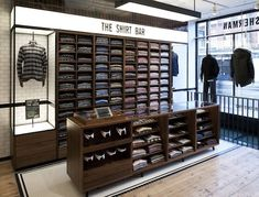 the things we like, make and do.: Ben Sherman - Commercial Street