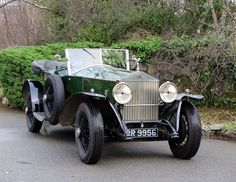 1928 Rolls-Royce  Maintenance/restoration of old/vintage vehicles: the material for new cogs/casters/gears/pads could be cast polyamide which I (Cast polyamide) can produce. My contact: tatjana.alic@windowslive.com