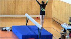 Gymnastické závody Přerov 07.03.2015 - YouTube