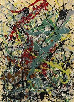 The Lonely Artist: Pollock
