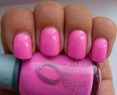 Orly Fancy Fuchsia...looks like OPI's Nicki Minaj Pink Friday