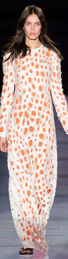 Fausto Puglisi Collection Spring 2015 Ready-to-Wear