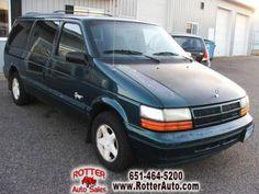 Cheap Dodge Grand Caravan SE '95 For Sale in Minnesota — $895
