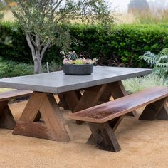 What if you want that laid-back picnic feel all year round? Place an indoor picnic table in your kitchen or dining area indoors! Outdoor Picnic Tables, Outdoor Dining, Outdoor Spaces, Outdoor Decor, Dining Area, Indoor Picnic, Picnic Area, Outdoor Furniture, Outdoor Fun
