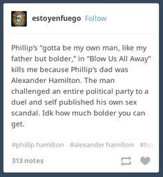 Hamilton (Tumblr post)