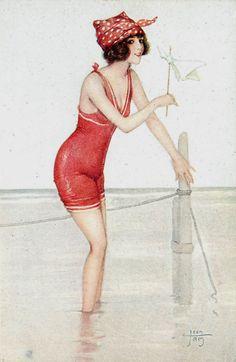 vintage post card...