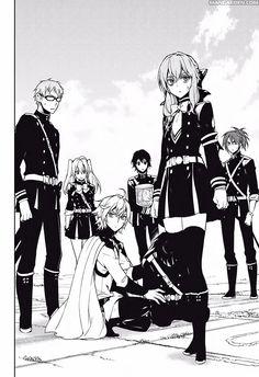 Manga Owari no Seraph - Chapter 47 - Page 16