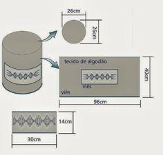 Capa para Galão de Água - FEITO POR MIM - ARTESANATO PASSO A PASSO