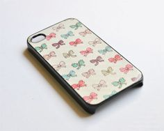 Cute Pattern Case , Ribbon Pattern , Cute