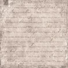 shabby paper                                                       …