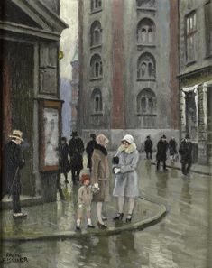 Diptyque's Crossing: Paul Gustave Fischer (1860-1934)