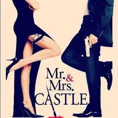 Please Kate wouldn't let Rick have a gun ;) castle tv show fan art | Castle Castle