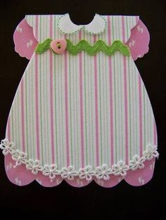 Baby Girl by by ann - Cards and Paper Crafts at Splitcoaststampers