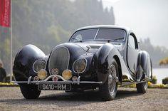 1938 Talbot Lago T150 CSS