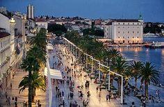 Un dia para descubrir Split, Croacia :: Leer en http://www.navartur.es/ideas-y-fiestas/un-dia-para-descubrir-split.htm