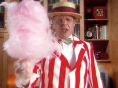 Easy Homemade Cotton Candy Video : Food Network - FoodNetwork.com