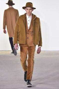 Carlos Campos Menswear Fall Winter 2016 New York