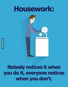 Every time I do the fcking dishes! | Viralpx