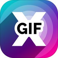 Gifx – Best GIF To Video Editor & GIF Art Creator by DNA Apps LLC