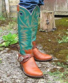 Just Boots Custom Cowboy Boots, Custom Boots, Cowgirl Boots, Western Boots, Cowboy Western, Western Art, Buckaroo Boots, Wade Saddles, Cowboy Gear