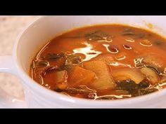 Best Vegan Sabzi Soup: Whole Food Plant Based Vegan Recipes - YouTube
