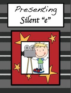 "This is a fun activity for students to practice reading words with silent ""e"".  Students will practice reading and sorting the words. $2.00"