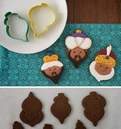 Three Wise Men Christmas Cookie Tutorial | Klickitat Street