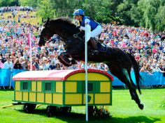 Equestrian Eventing is a sport event where a single horse and rider combination compete against other combinations across the three disciplines of dressage, cross-country, & show jumping. The sport was introduced in the Summer Games of Stockholm 1912. Stockholm