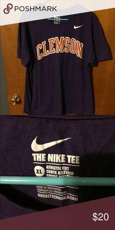 a35f4ffb5 Nike Clemson shirt Men s Nike Clemson shirt great condition size xl Nike  Shirts Tees - Short