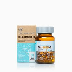DHA/Omega-3 Supplements | Natural Omega-3/DHA | The Honest Company