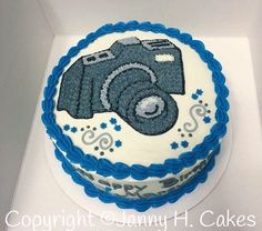 Photography cake Janny H. Cakes  www.facebook.com/jannyh.cakes