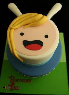 Fionna the cake. Tarta. #Horadeaventuras
