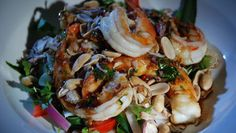 Thai style Prawn Noodle Salad from Poh's Kitchen