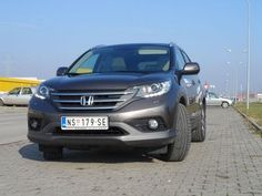 honda cr v test 2015