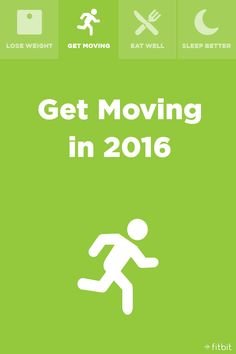 Looking to add more movement to your routine in 2016? These ideas will get you going. #FollowYourFit