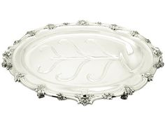 Sterling Silver and Sheffield Plate Venison Dish - Antique Victorian SKU: A2514 Price GBP £6,950.00 http://www.acsilver.co.uk/shop/pc/Sterling-Silver-and-Sheffield-Plate-Venison-Dish-Antique-Victorian-64p4260.htm#.VVMp6ZNmqzQ
