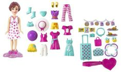 Polly Pocket Pretty Packets Sea Party Lila Bag by Mattel. Save 6 Off!. $15.99. Traditional way to store all of your Polly fashions. Includes 1 doll, fashions, and accessories. Collect them all. New themes include sea party. Girls will the new fashion-forward Pretty Packets Sea Party Bags. From the Manufacturer                Polly Pocket Pretty Packets Sea Party Lila Bag: The Pretty Packets Sea Party Bag is a traditional yet fashion-forward way to store all of your Polly fashions. New themes…