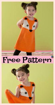 diy4ever 8 Stylish Knitted Dress Free Patterns P5 - 8 Stylish Knitted Dress - Free Patterns