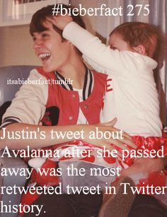 It's called belieber power! And that is so sweet.