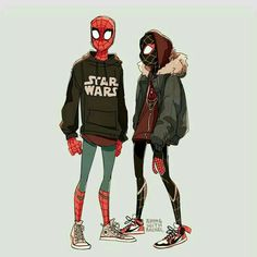 Discovered by Find images and videos about text, Marvel and spiderman on We Heart It - the app to get lost in what you love. Marvel Avengers, Marvel Comics, Marvel Art, Marvel Memes, Drawing Marvel, Character Drawing, Comic Character, Spiderman Kunst, Spiderman Sketches